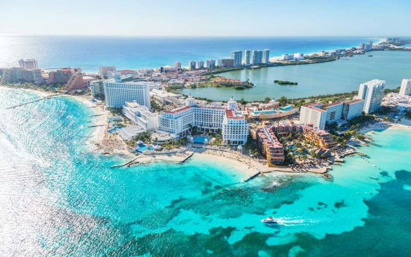 cancun resorts bucket list travel adventure allthestufficareabout