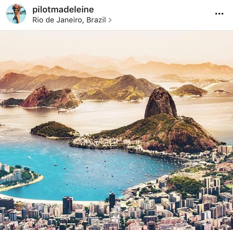 rio de Janeiro bucket list travel adventure allthestufficareabout pilotmadeline