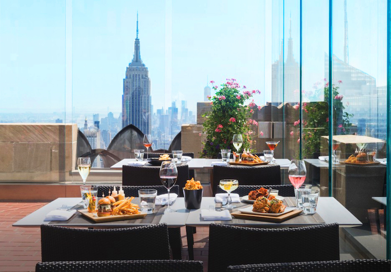 SixtyFive Rainbow Room NYC allthestufficareabout