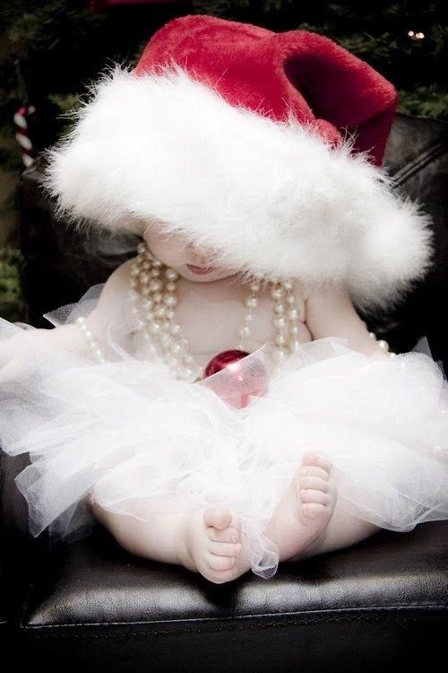 40 christmas pictures ideas with a baby