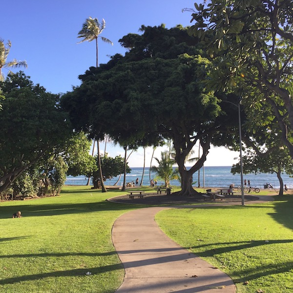 Makalei Beach Park Hawaii All the stuff I care about.