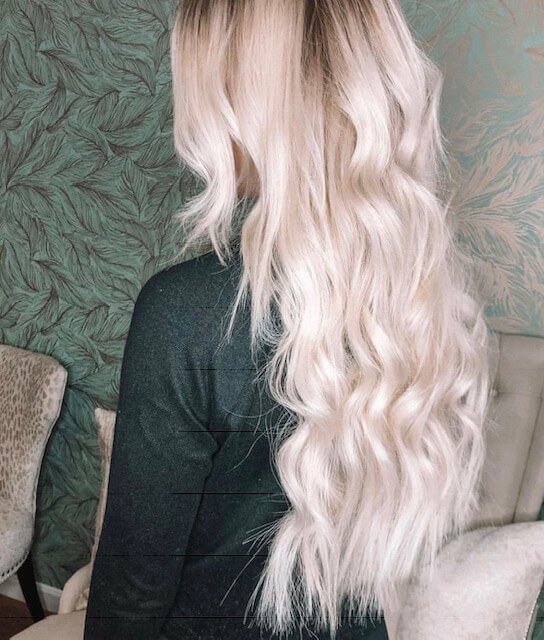 blonde hairstyle long wedding ideas beautiful celebrity hairstyle