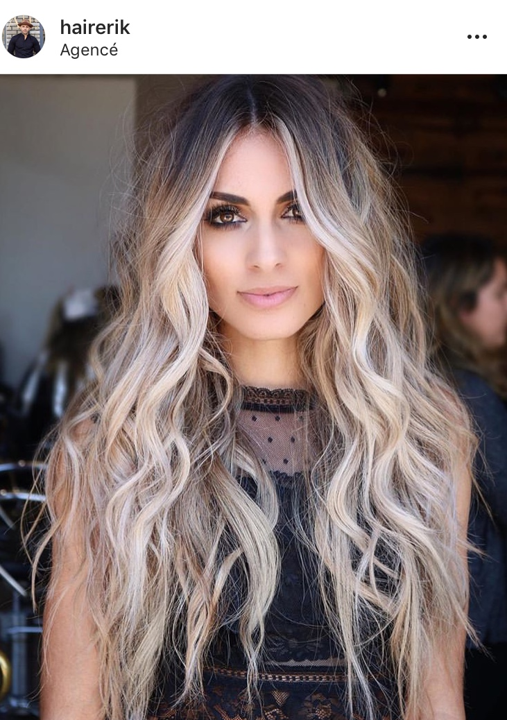 35+ Beautiful And Trendy Hairstyles For Long Hair |Wavy Haircut For Long Hair Ideas