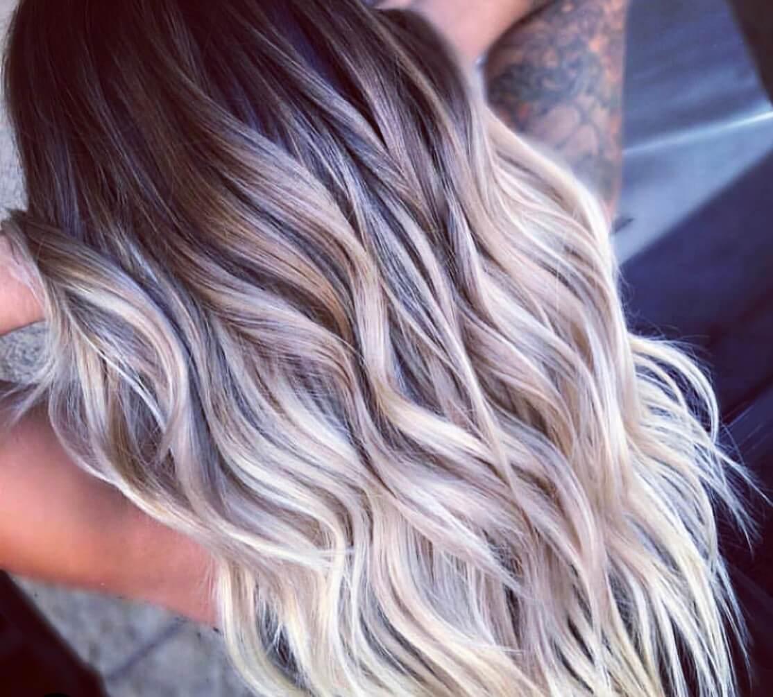 blonde hairsyles long