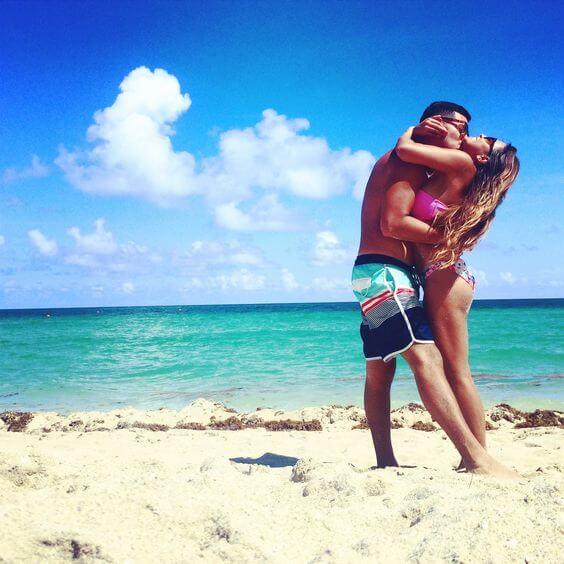 relationship goals beach