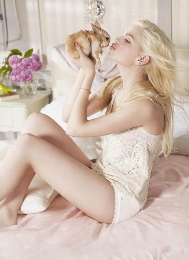 daphne-groeneveld-for-jill-stuart-beauty-easter-wedding-pinterest bunny mummy allthestufficareabout