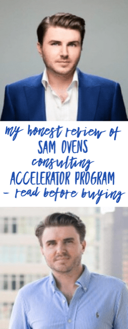 honest review of sam ovens consulting accelerator program
