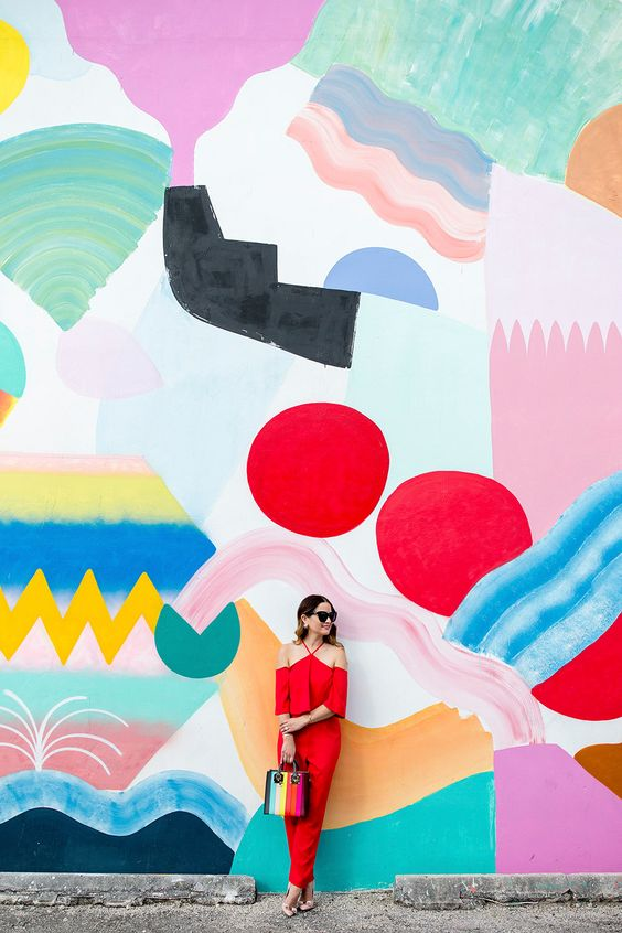wynwood photoshoot idea color instagrammable