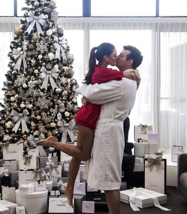 christmas relationship goals photoshoot couple goals 10