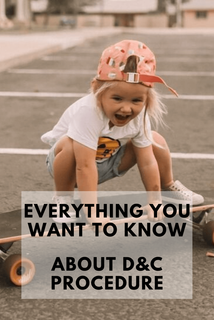 everything you want to know about d&c procedure, Silent miscarriage
