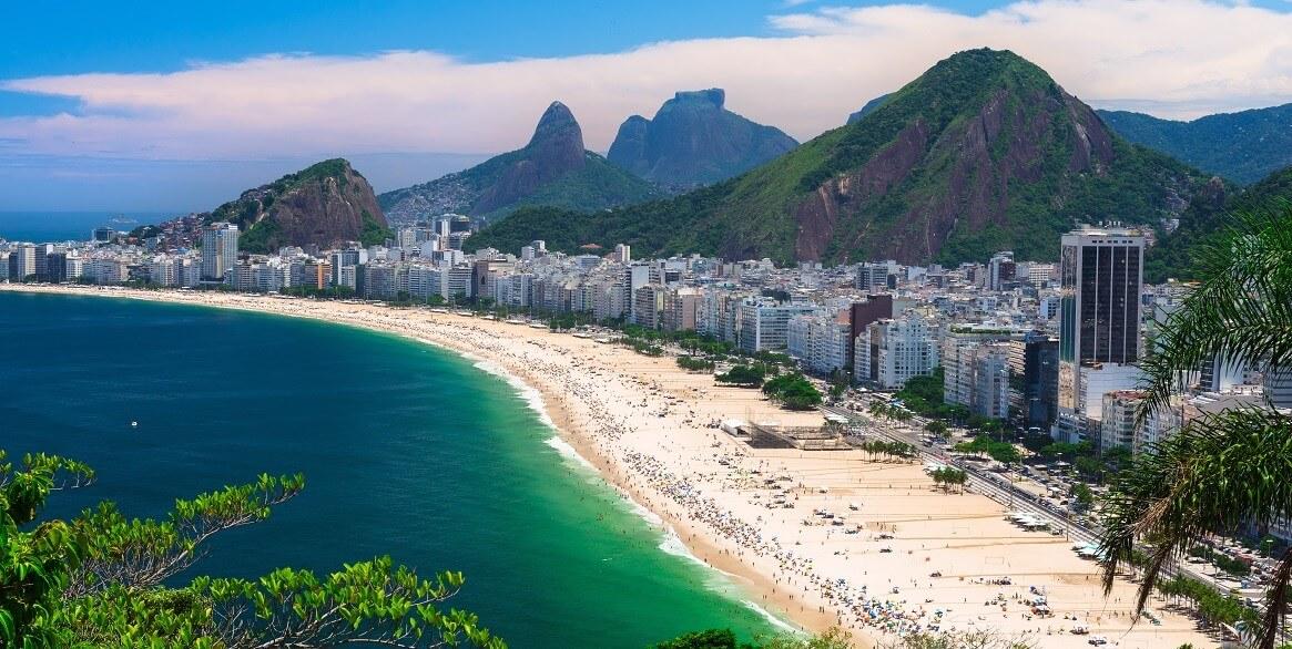 copacabana beach rio de janeiro visit