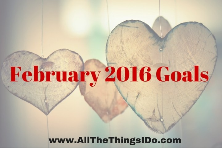 February 2016 Goal
