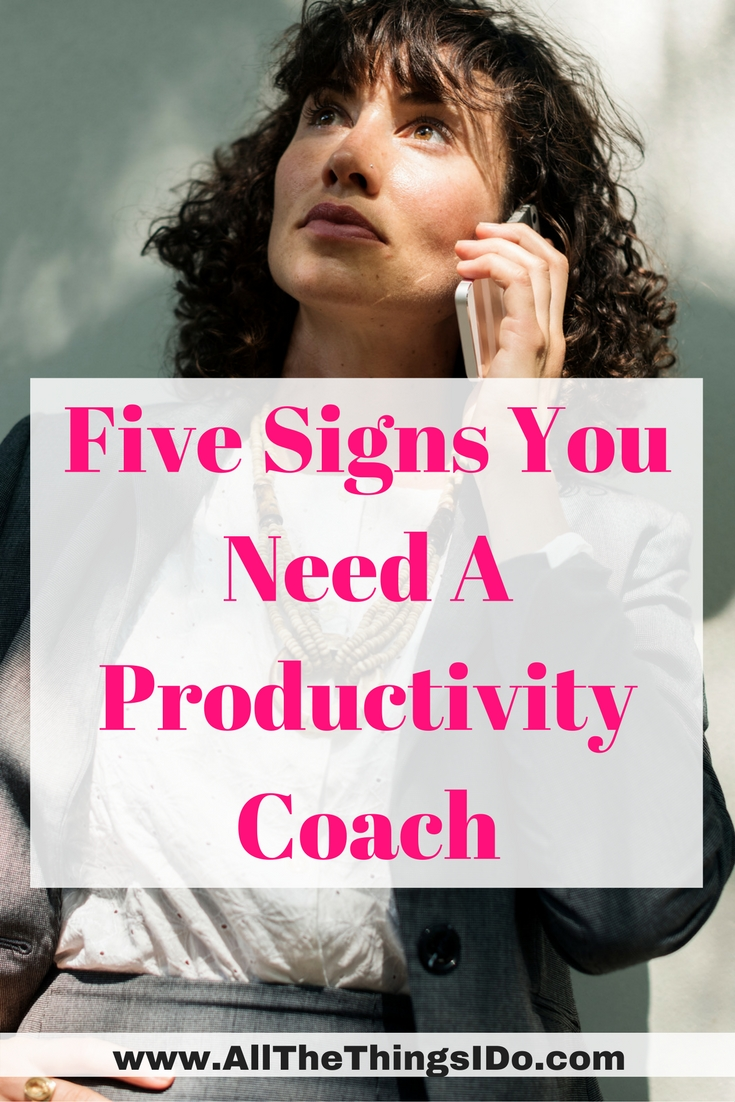 Do I need a productivity coach?