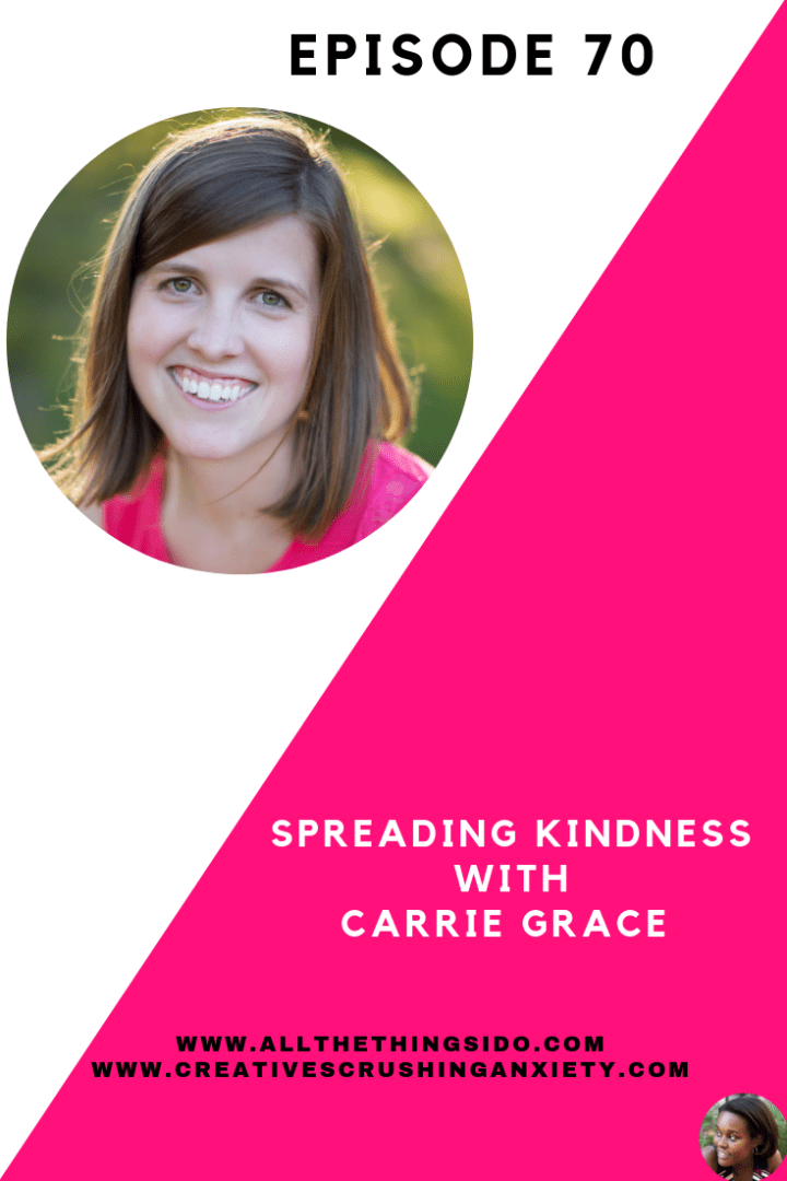 Motivational Speaker Carrie Grace Interview