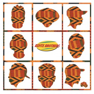 Kente Brothers Logo