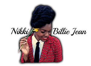 Nikki Billie Jean Logo