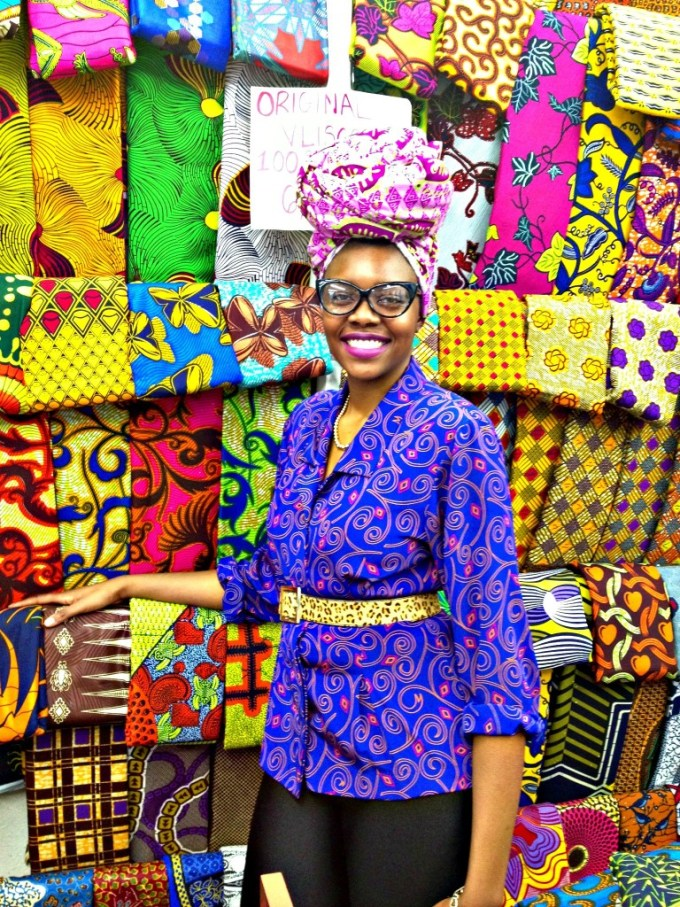 Significance of the African headwrap with Nunu Wako