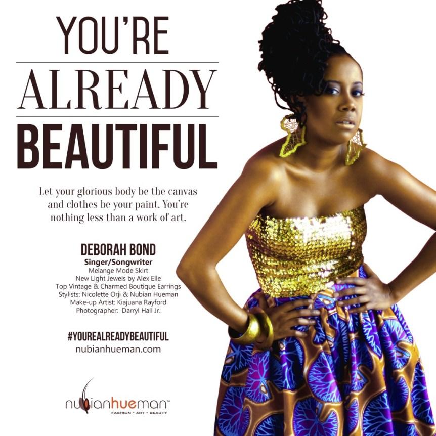 You're Already Beautiful 4