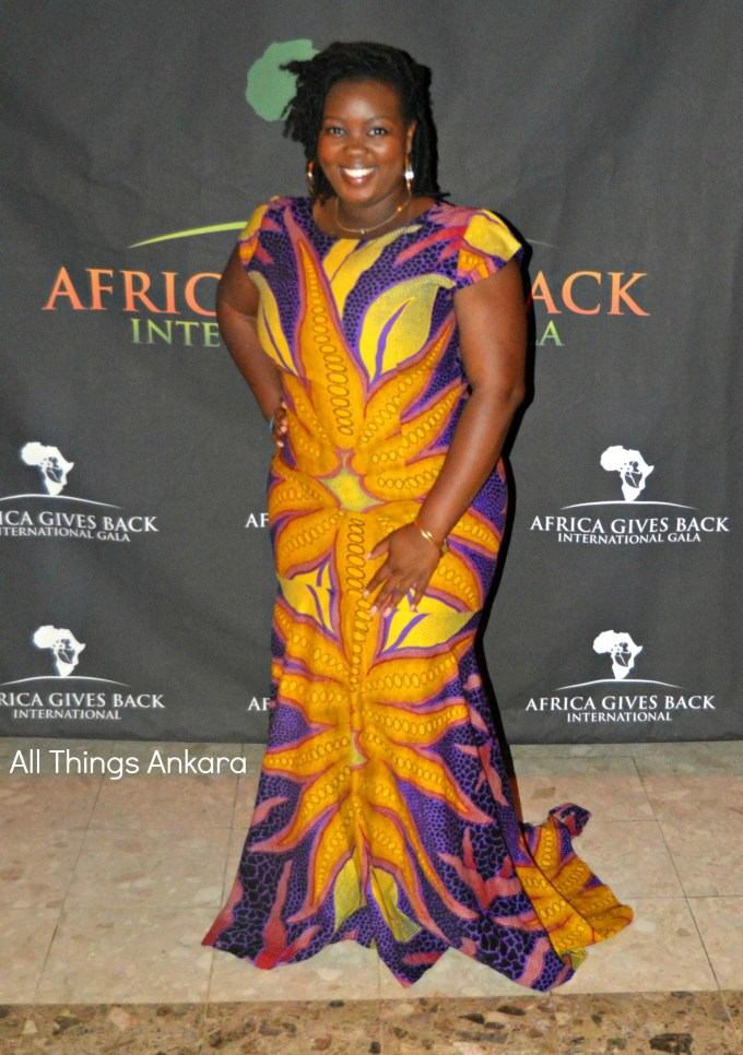 Gala-All Things Ankara's Best Dressed Women at Africa Gives Back International Gala 2016 13
