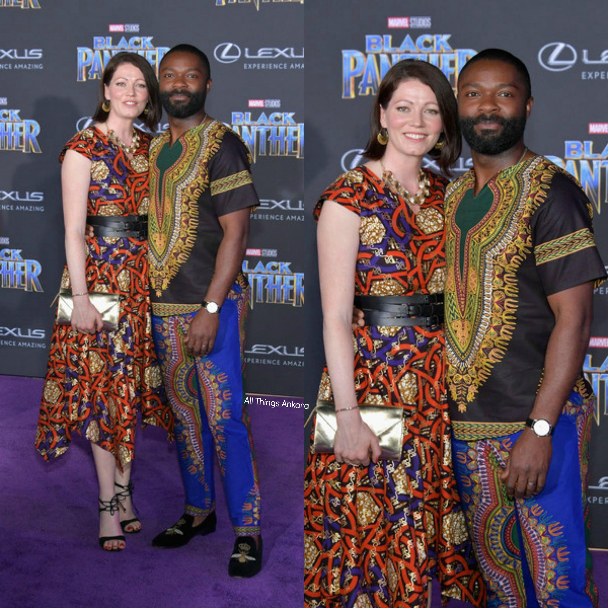 Movie Premiere: David Oyelowo and Jessica Oyelowo Attends Disney and ...