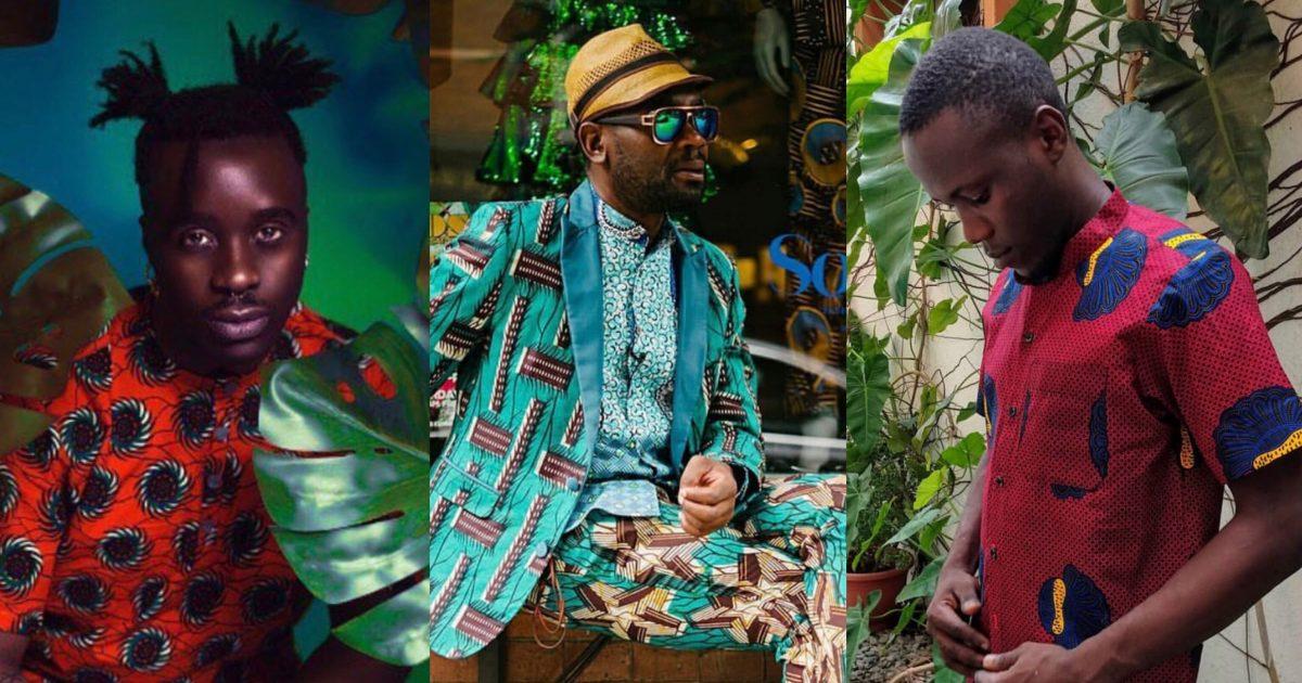 "Brunch: 9 Ankara Print UK Designers Men Can Wear To ""Slay"