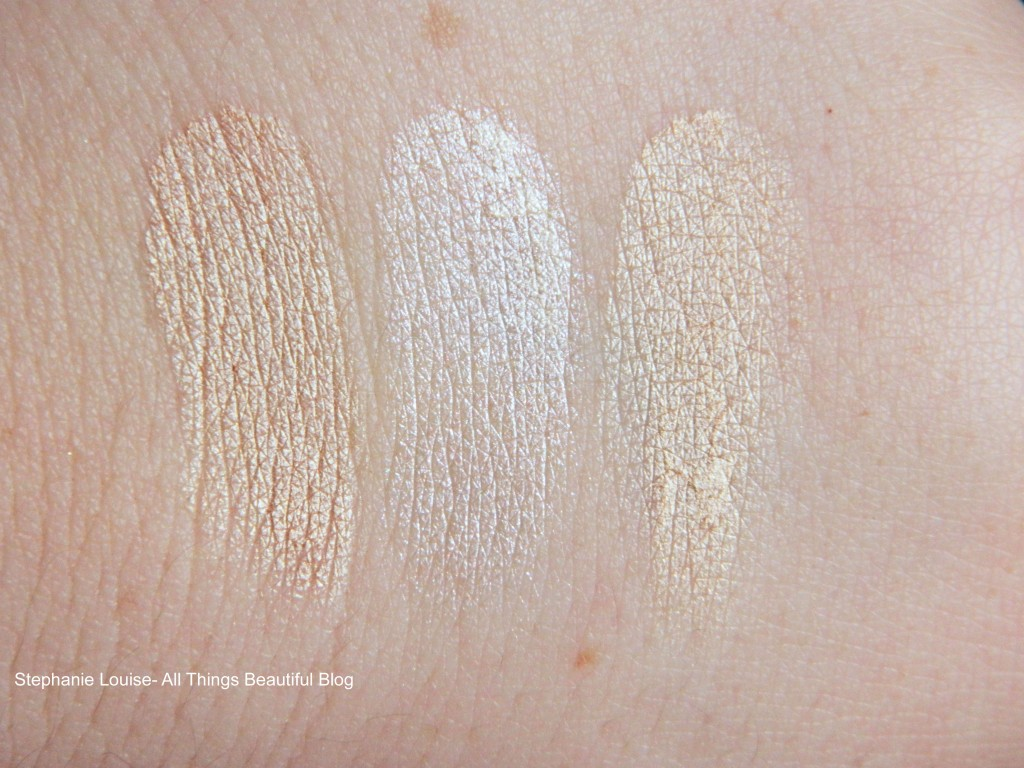NEW Maybelline Color Tattoo in Precious Pearl Swatches, Review, & Comparison