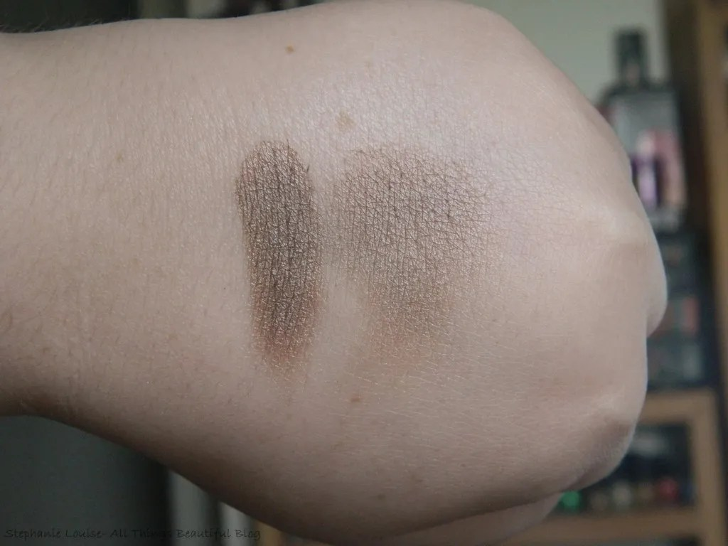 Maybelline Expert Wear Eyeshadow Single in Tastefully Taupe Swatches & Review