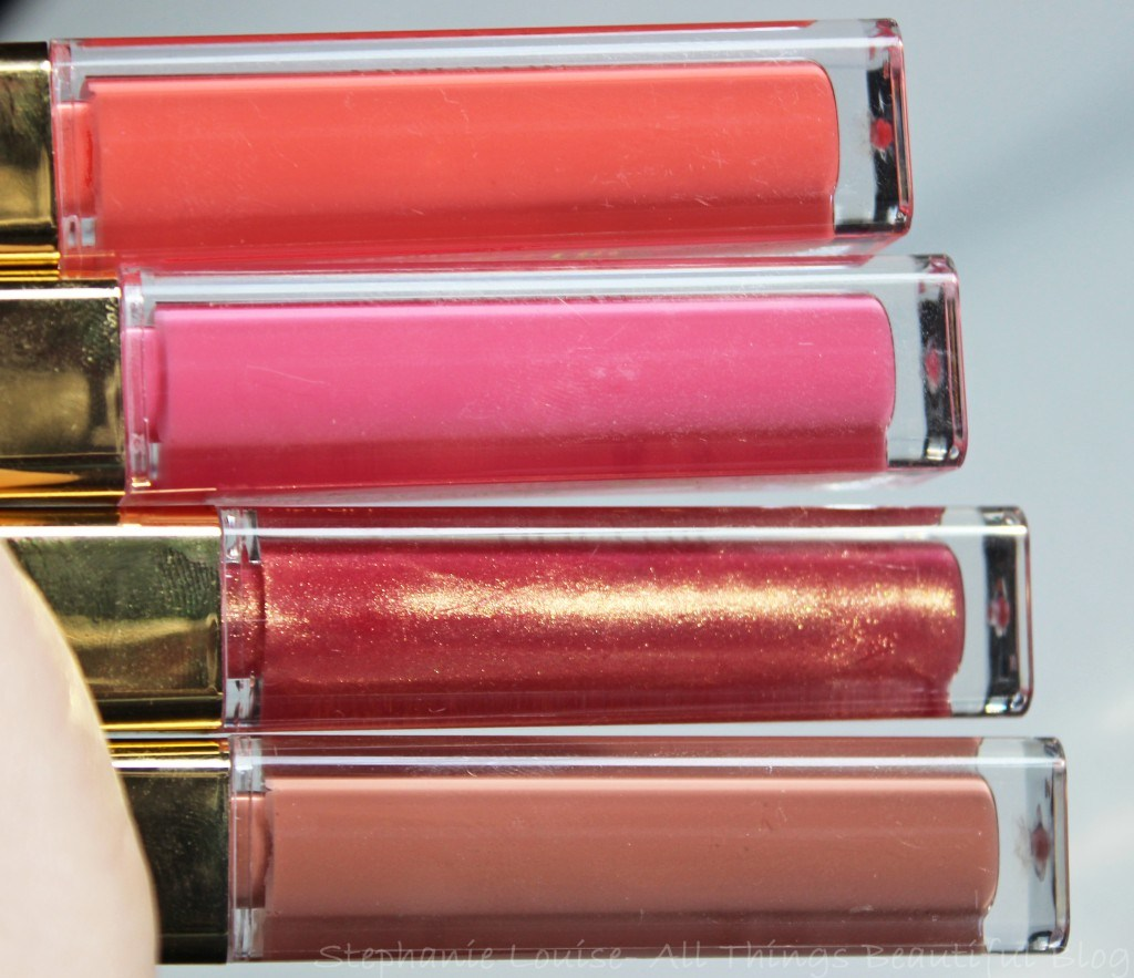Milani Brilliant Shine Lipgloss Swatches, Review, & On My Lips!
