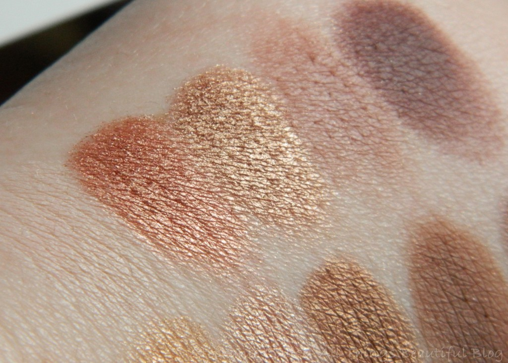 LORAC Unzipped Palette Swatches, Review, & Eye Look 09
