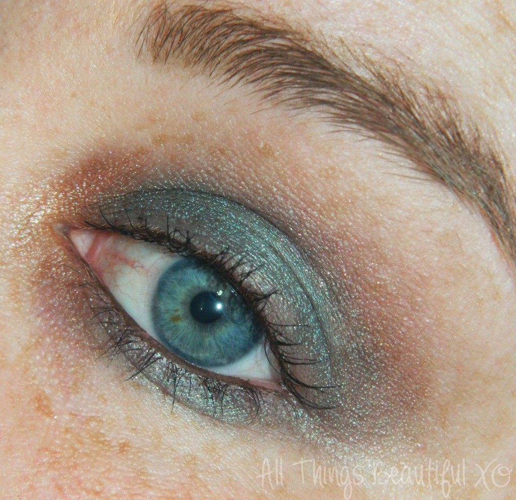 Covergirl #GirlsCan Makeup Look & Giveaway! from All Things Beautiful Blog XO
