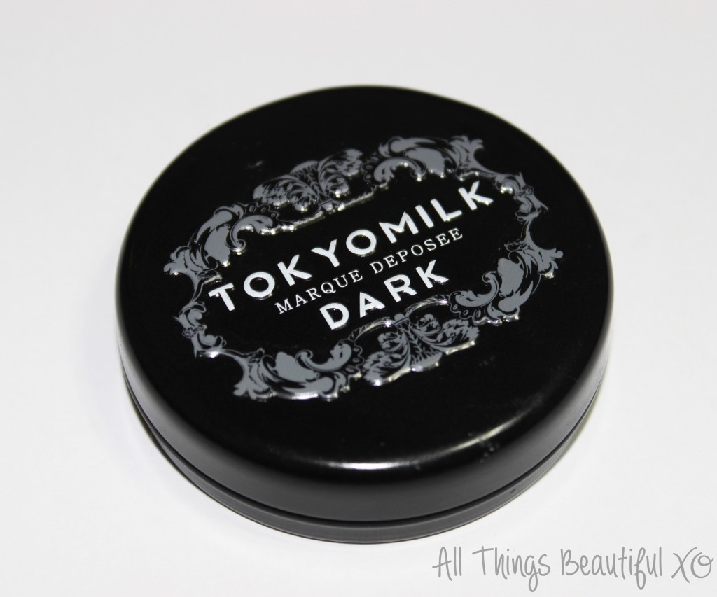 Tokyo Milk Dark Lip Elixir in La Vie en Rose Review