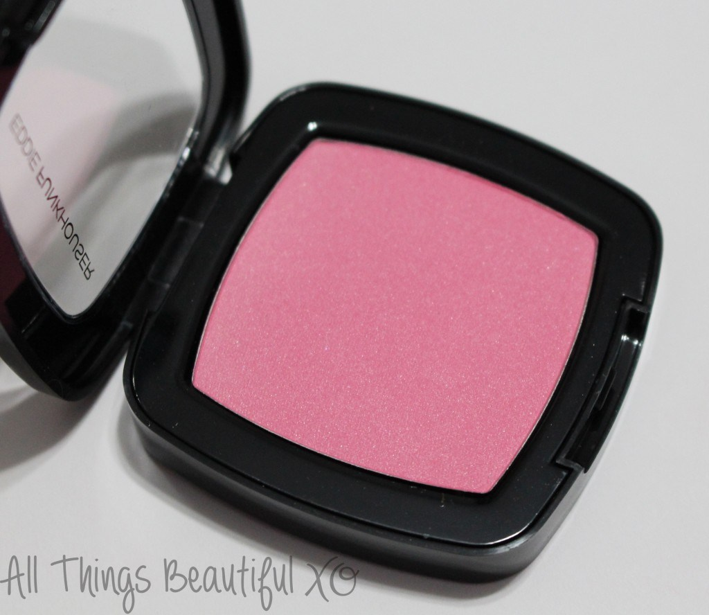 Eddie Funkhouser Ultra Intensity Cheek Color Blush Line Swatches & Review + Giveaway! from All Things Beautiful XO  #beauty #giveaway #blush