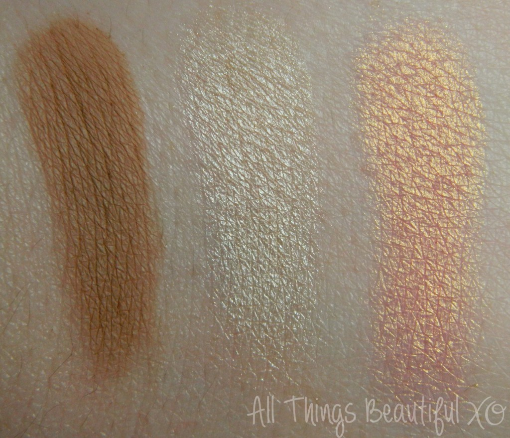 Sleek Face Form Contouring & Blush Palette in Light Swatches, Review, & Demo from All Things Beautiful XO