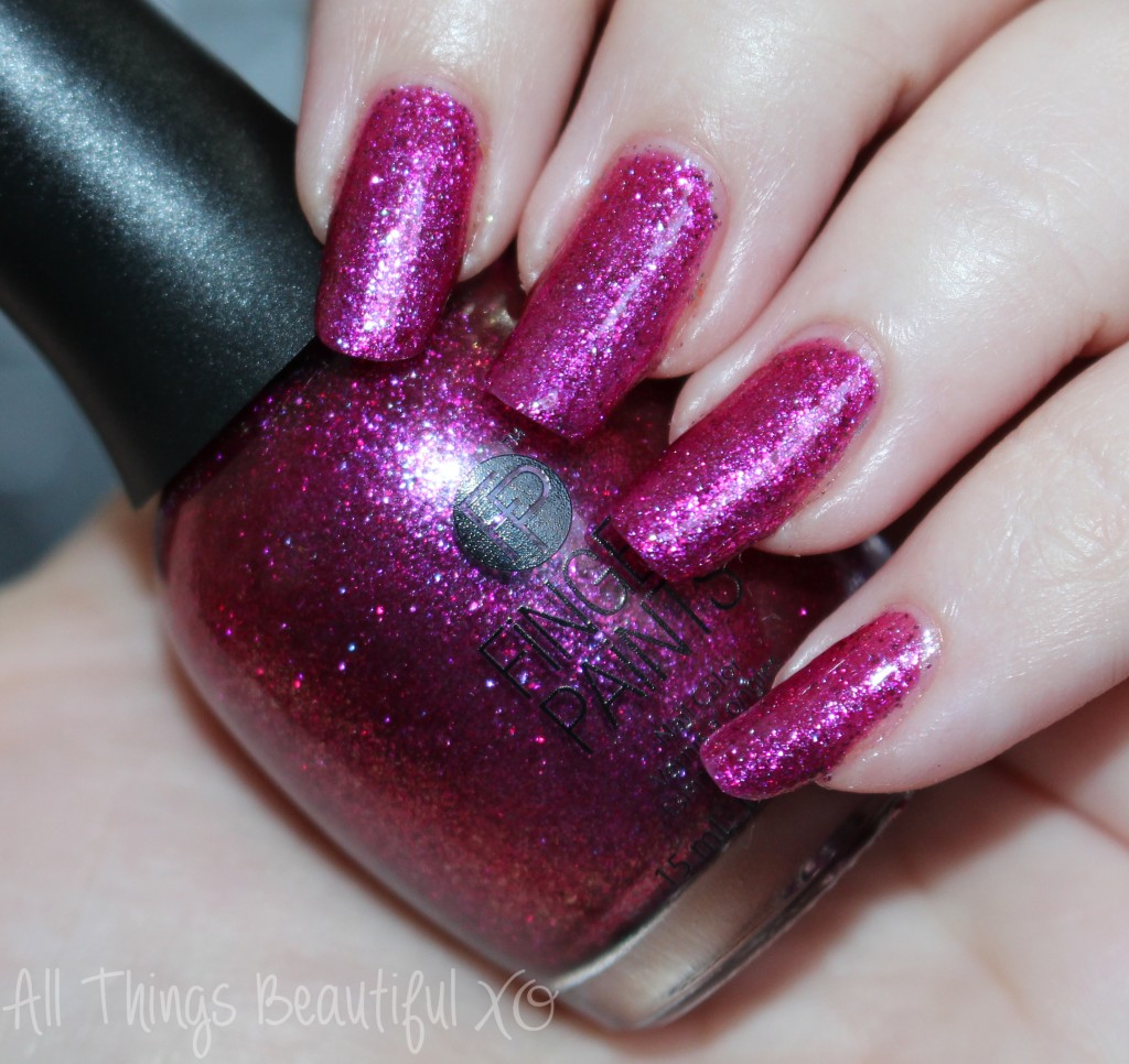 Finger Paints New Shades for 2015 Swatches & Review Part 2
