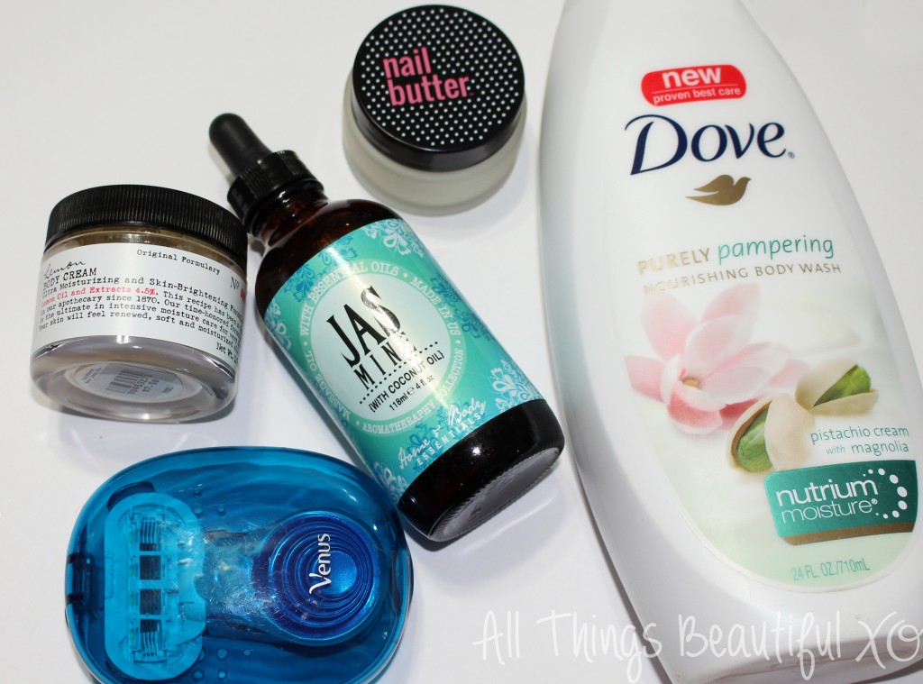 January Beauty Favorites 2015 featuring Nail Butter, Tarte, & More! from All Things Beautiful XO
