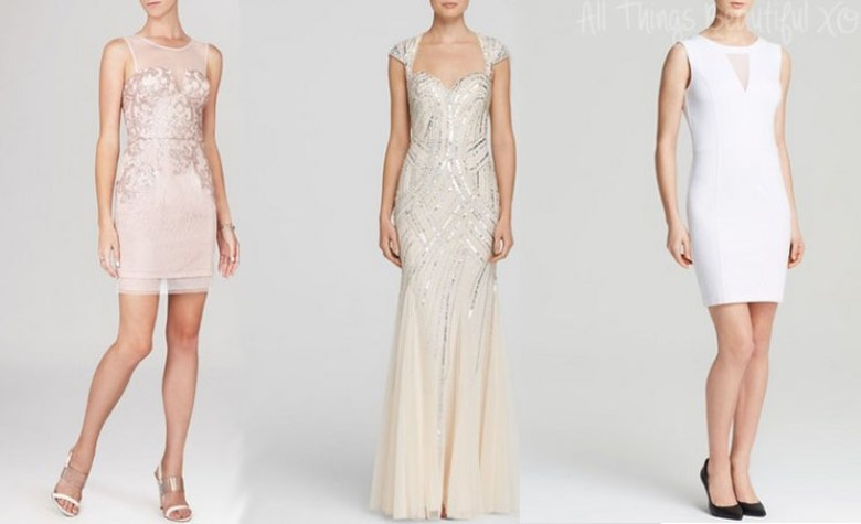 Gorgeous Dresses with a Bit of Risk! Metallic, Cutout, Mini, Gown,  Floral, Laser, & Mini Dresses included! Award show fashion inspiration! from All Things Beautiful XO