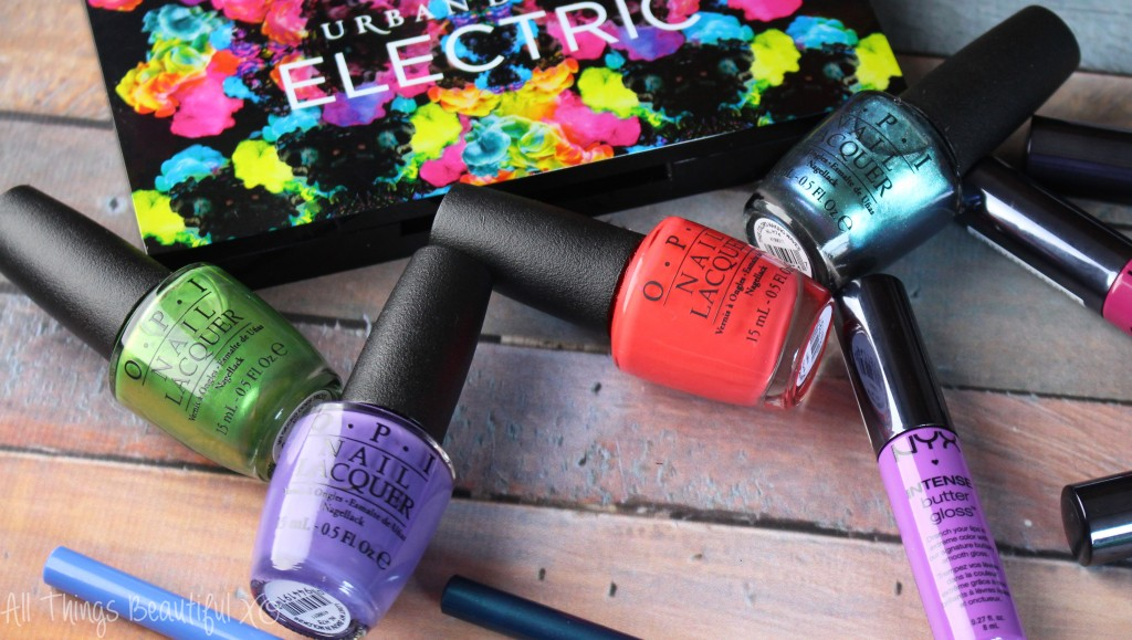 Colorful Makeup to Brighten Up for Spring & Summer featuring Urban Decay, NYX, & more on All Things Beautiful XO