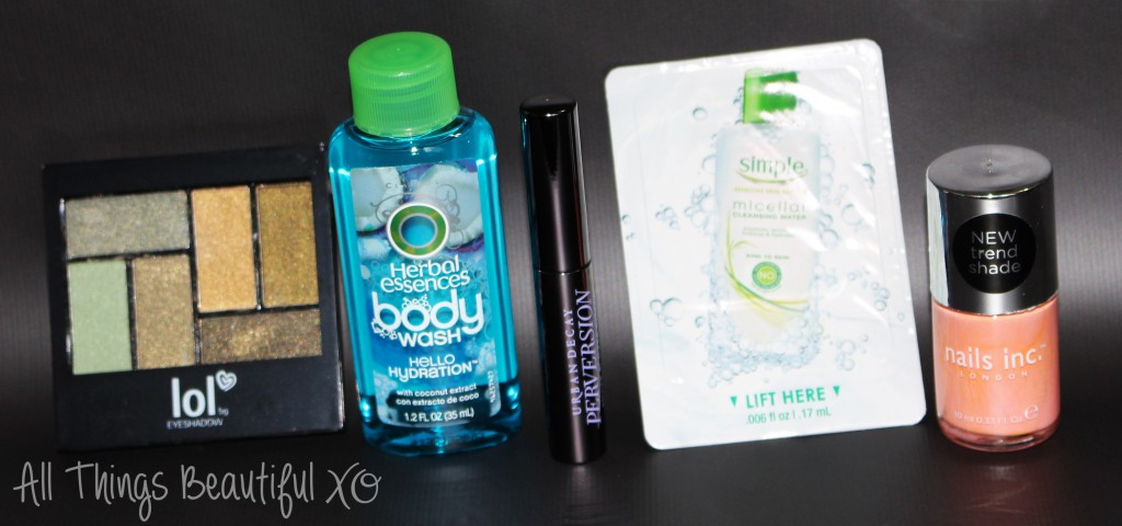 Beauty Box 5 for June 2015 Unboxing & Review featuring Nails Inc., Urban Decay, & more on All Things Beautiful XO   www.allthingsbeautifulxo.com