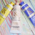 L'Occitane Spring Hand Creams in Jasmin Bergamote, Neroli Orchidee, & Iris Bleu in the L'Occitane La Collection de Grasse Hand Creams Set Review on All Things Beautiful XO | www.allthingsbeautifulxo.com