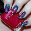 Check out my Summer into Fall Watermarble Nail Art with the Zoya Paradise Sun Collection shades Aphrodite, Genesis, Mae, Oceane, Selene, & Isa! Plus this was done using a waterless method- diy watermarble mail polish strips! Love! Check it out on All Things Beautiful XO | www.allthingsbeautifulxo.com