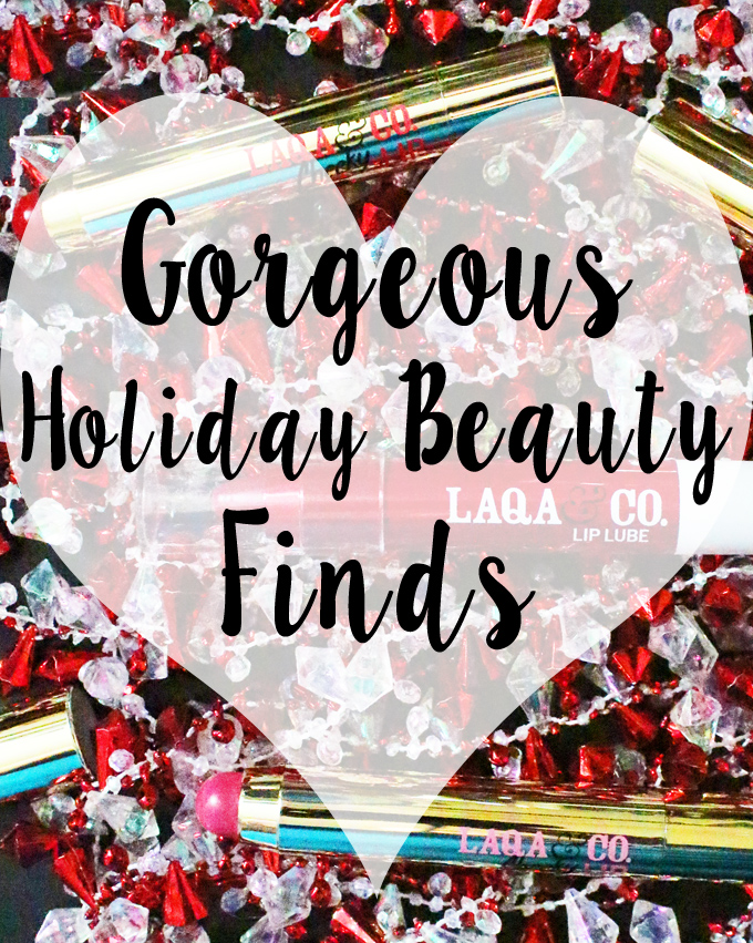 Check out all the gorgeous picks for the holidays- beauty lovers time! Fragrance, flawless foundation, lips to swoon over, & tanner to help you glow!  Check out more on All Things Beautiful XO