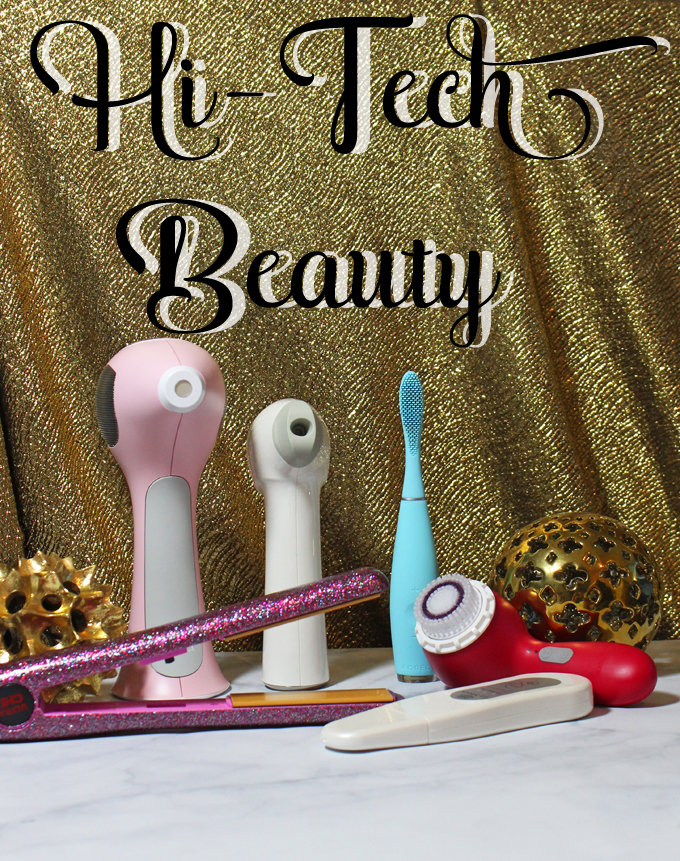 Want to check out some incredible tech tools for beauty? Here's my list of new-to-me amazing hi-tech beauty items you need to know about! Hair? Skin? Body? Keep reading to check it out + makeup, nails, & lots more on All Things Beautiful XO