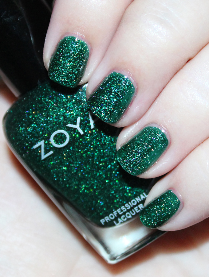 This is Zoya Merida  Swatches & review of the Zoya Urban Grunge Metallic + Holos including the shades Alicia, Finley, Merida, Britta, Ash, & Troy! Check out more nail art, makeup reviews, & style on All Things Beautiful XO