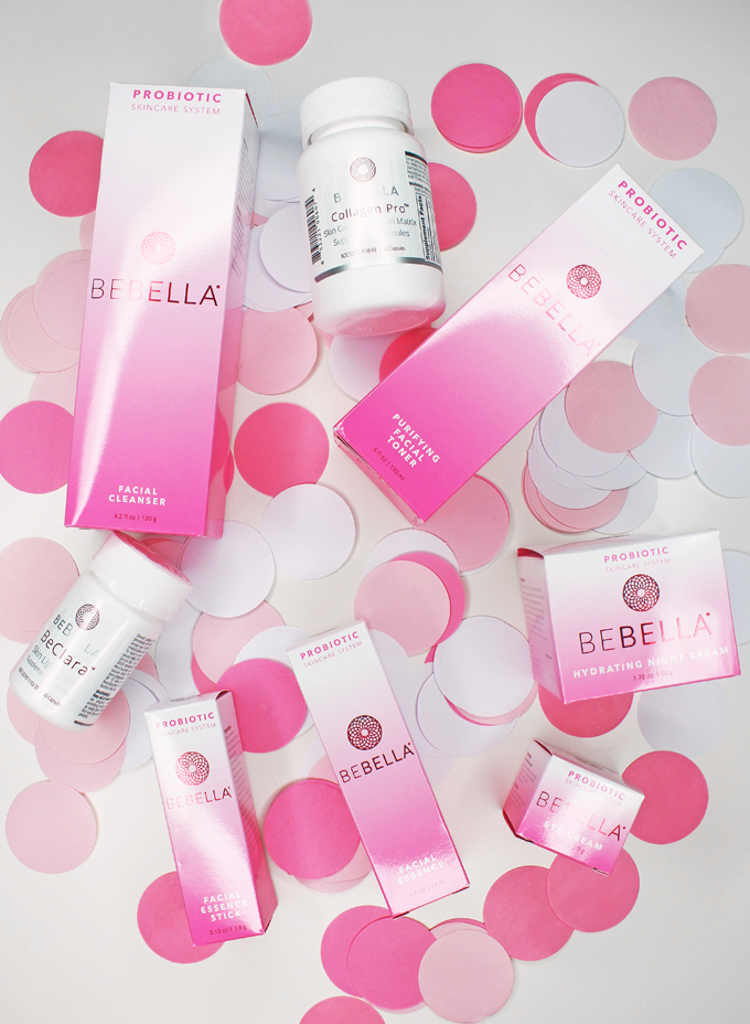 Here's a look at BeBe & Bella skincare & probiotics! Changing your skin for the better from inside out for women of all ages on All Things Beautiful XO