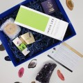 An unboxing of the luxurious Indigo Beaux subscription from September featuring Kevyn Aucoin, Indie Lee, & more on All Things Beautiful XO