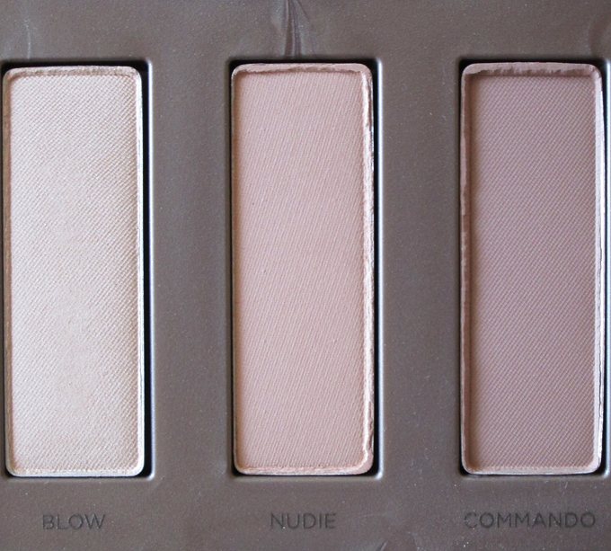 Swatches, Review, & Eye Look featuring the Urban Decay Naked Ultimate Basics Eyeshadow Palette. & a little bit of glitter eyeliner for fun! See more makeup, beauty, & nail art on All Things Beautiful XO