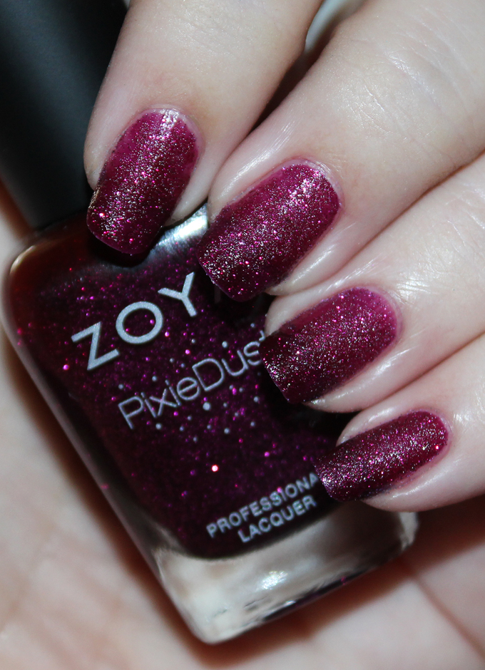 Here's a look at Zoya Nail Polish in Lorna Zoya Enchanted Winter & Holiday 2016 Collection Swatches & Review