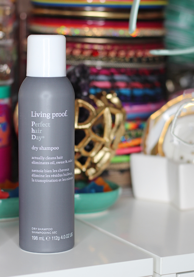 A look at the Sephora Living Proof Spread Cheer & Perfect Hair Kit - Including the Famous Dry Shampoo! See more beauty, nail art, & lifestyle posts on All Things Beautiful XO