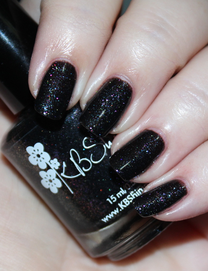 This is KBShimmer Soot & Ladders Check out my picks for the best nail polish shades from 2016 including Zoya, KBShimmer, & more on All Things Beautiful XO