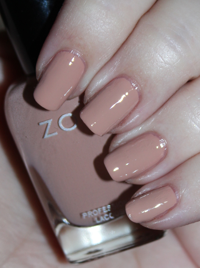 This is Zoya Nail Polish in Cathy Swatches & Review Zoya Naturel 3 Collection including the shades Tatum, Cathy, Jill, Mary, Gina, & Debbie on All Things Beautiful XO